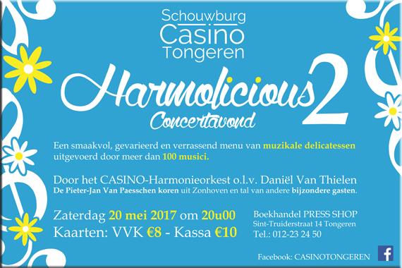 Mei 2017 – Harmolicious 2