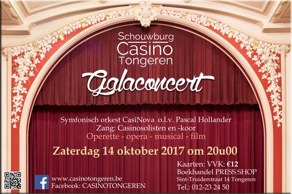 Oktober 2017 – Galaconcert