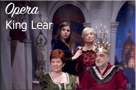 Maart 2019 – King Lear